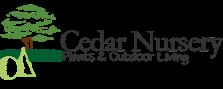 Cedar Nursery